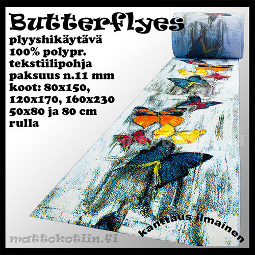 080 BUTTERFLYES 080